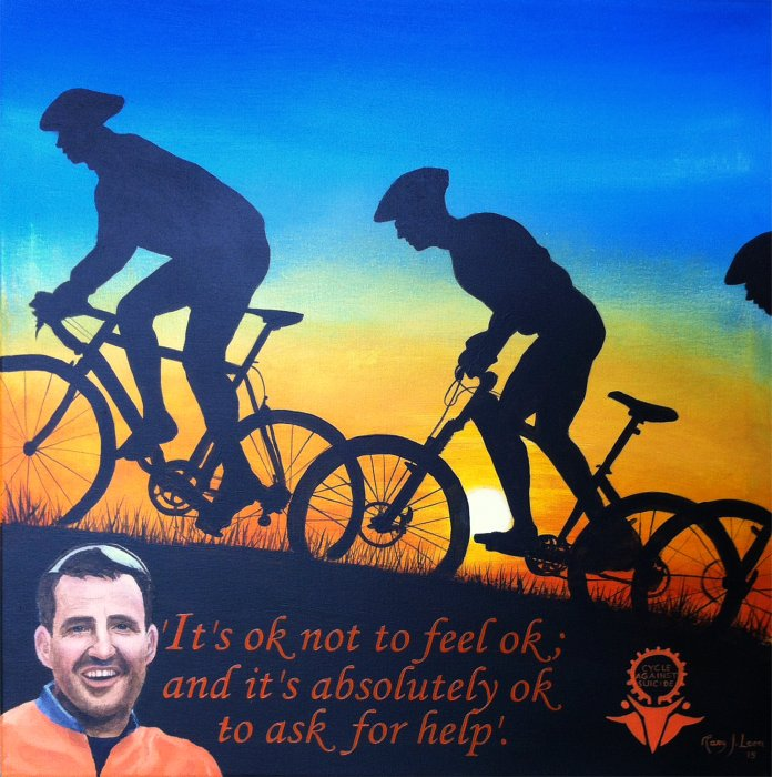 Jim Breen Cycle Against Suicide