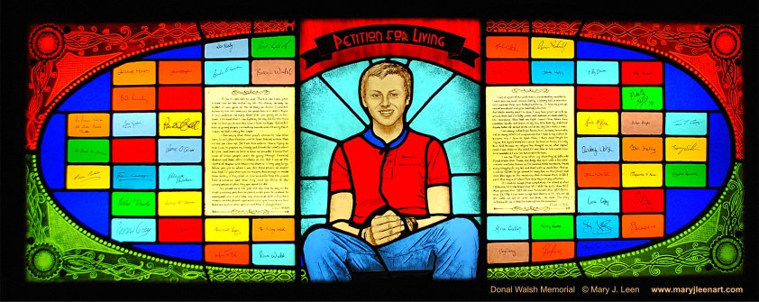Donal Walsh Memorial Window